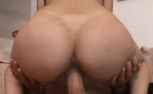 Horny Hoe Spreads Her Legs Wide For Big Cock