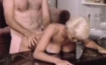 Seka, John Leslie in platinum blonde goddess of classic