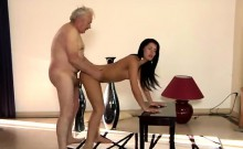 Girl young and old cock play No wonder that the stuff he fis