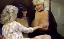 Retro lesbian pornography compilation