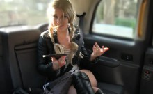 Nasty amateur pounded by horny fraud driver in the cab