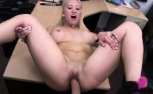 Horny athletic stripper gets her hole fucked by Shawn