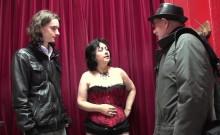 Dutch prostitute cummy