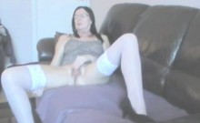 While she hits me recording her hot bottom.