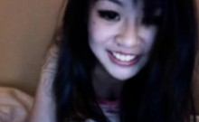 Asian Teen Gf Dancing And Showering!