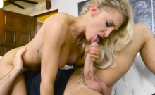 Alix Lynx fucked by her step brother and she loves it