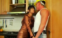 Wicked Mistres Dominates Male Slave In Hardcore S&m Action