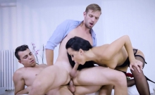 Rami Mikkis cock suck by Nick Vargas and his ass licked