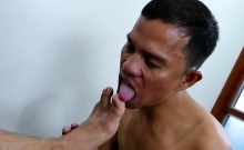 Twinks Jr And Alex Foot Fetish Fuck
