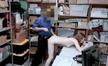 Peppermint Hart Deep Throat Blowjob The Lp Officer