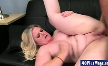 chubby mature pussy nailed hot