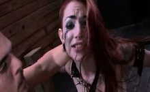 Sheenas Tight Pussy is Left Gaping 2