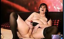 Big Mature Cam Woman