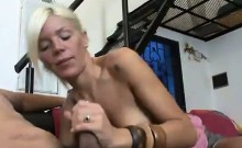 very hot blonde tranny