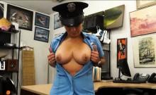 Latina policewoman got tits and ass