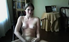 Teen Girl Shows Off Her Tits And Pussy