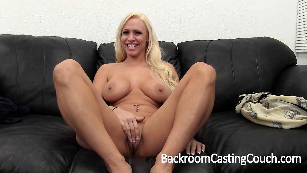 Rough Anal Casting Couch