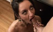 Fuckable older feels on top of her sex partner