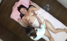 Japanese masseuse spycam