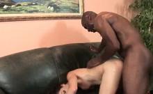 Kiera King has a black step-dad that she just loves boning.