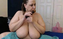 Big Fat Woman with Huge Tits