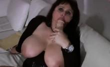Nice looking milf with big boobs satisfaction