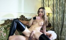 Irina Bruni is a dirty little brunette whore who loves...