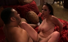 Gianna Michaels gets a raging boner