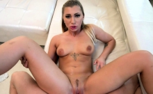 Vyvan Hill - Big Boobed Blonde Babe FUCKED