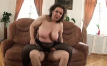Desirable granny wants some hard dick