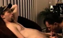 Sucking Straight Johnny Cock