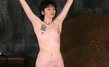 Harsh Treatment On Mature Pussy In Thraldom Xxx