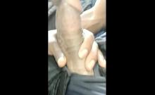 Black Boy Sucks His Hung Friend On The Bus