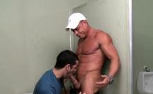Hot Gay Oral Sex With Cumshot