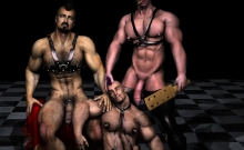 Muscular Boys 3d Fantasies!