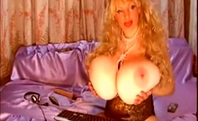 Webcam Giant Tits Huge Boobs Mature