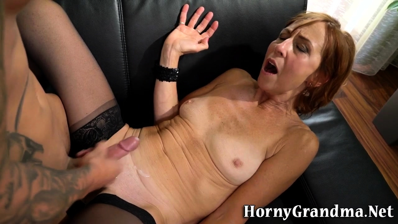 sexy secretary handjob