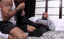 Meaty Foot Fetish For Homosexuals