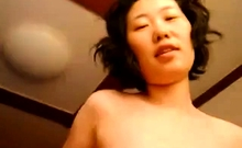 Horny Korean Amateur Gf Fuck On Top