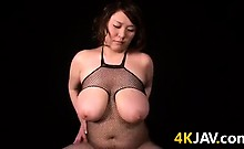 Japanese Slut With Massive Breasts