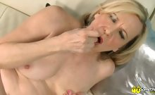 Miranda Cums With Experience